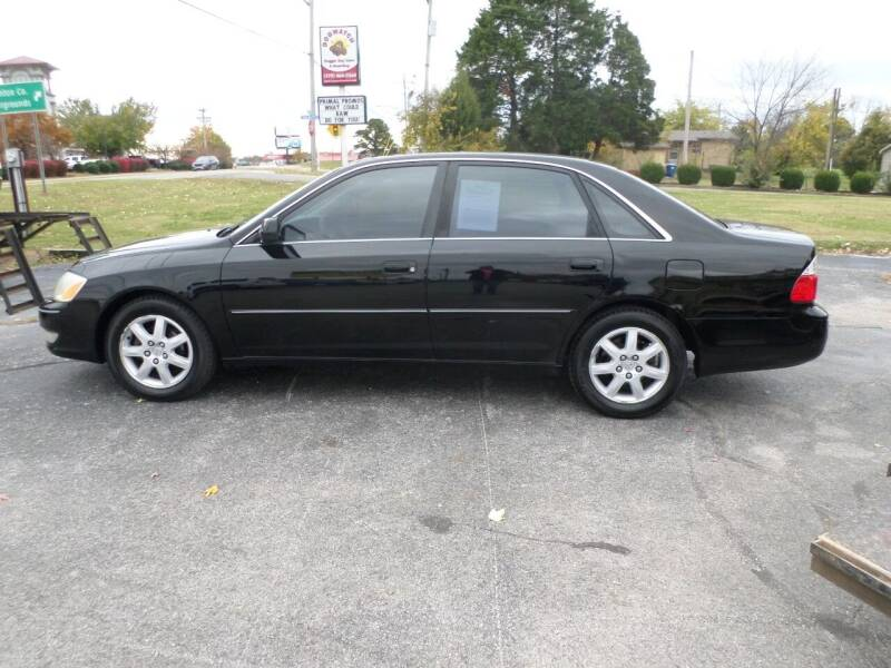 2003 Toyota Avalon for sale at Credit Cars of NWA in Bentonville AR