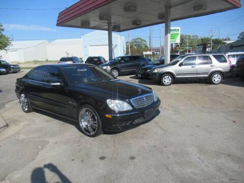2006 Mercedes-Benz S-Class for sale at Perfection Auto Detailing & Wheels in Bloomington IL