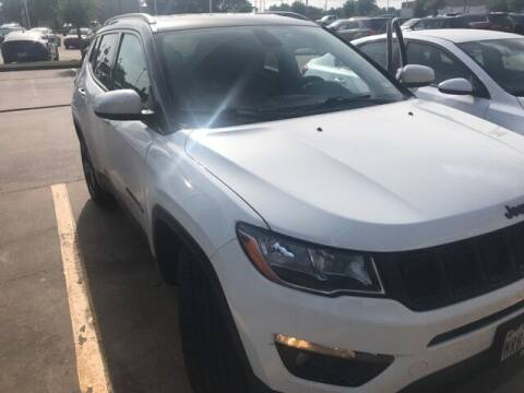 2019 Jeep Compass for sale at FREDY USED CAR SALES in Houston TX