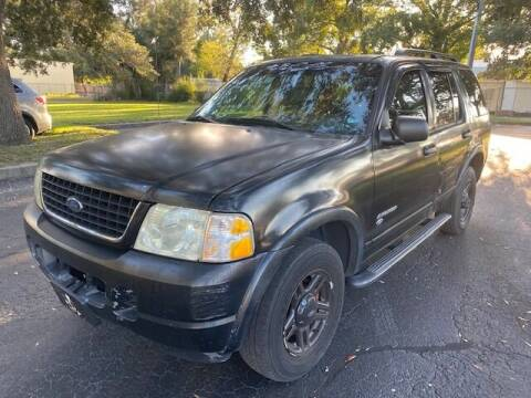 2002 Ford Explorer for sale at Florida Prestige Collection in St Petersburg FL