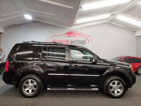 2009 Honda Pilot for sale at Premium Motors in Villa Park IL