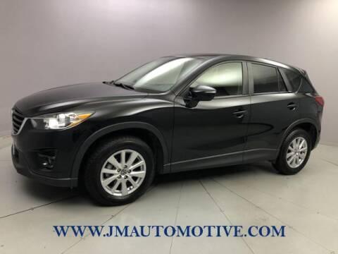 2016 Mazda CX-5 for sale at J & M Automotive in Naugatuck CT