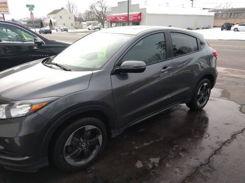 2018 Honda HR-V for sale at Economy Motors in Muncie IN