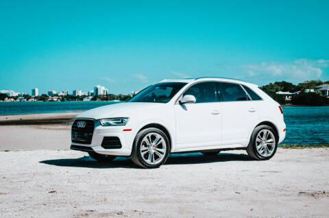 2016 Audi Q3 for sale at Exquisite Auto in Sarasota FL