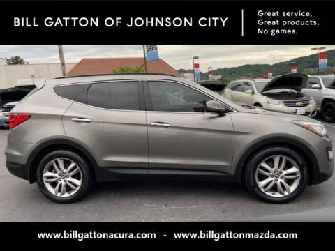 2013 Hyundai Santa Fe Sport for sale at Bill Gatton Used Cars - BILL GATTON ACURA MAZDA in Johnson City TN