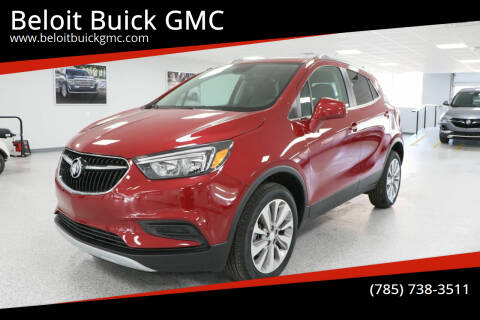 2020 Buick Encore for sale at Beloit Buick GMC in Beloit KS
