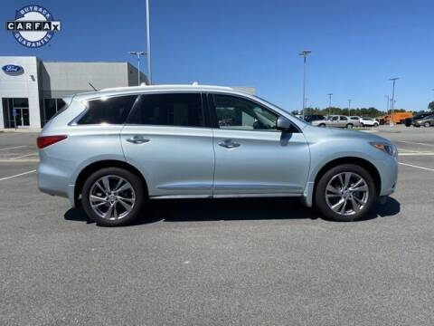 2013 Infiniti JX35 for sale at Smart Chevrolet in Madison NC
