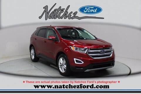 2016 Ford Edge for sale at Auto Group South - Natchez Ford Lincoln in Natchez MS