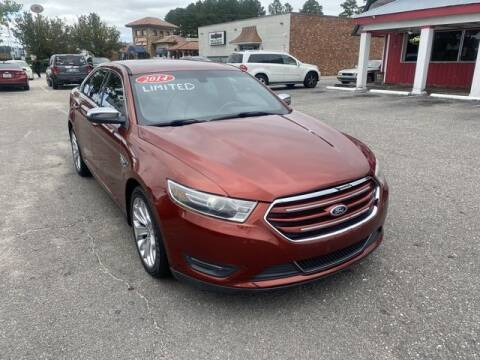 2014 Ford Taurus for sale at Sell Your Car Today in Fayetteville NC