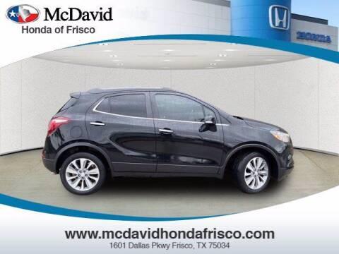 2018 Buick Encore for sale at DAVID McDAVID HONDA OF IRVING in Irving TX