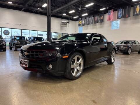 2011 Chevrolet Camaro for sale at CarNova in Sterling Heights MI