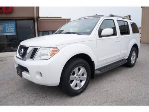 2008 Nissan Pathfinder for sale at Top Notch Auto Sales in San Jose CA