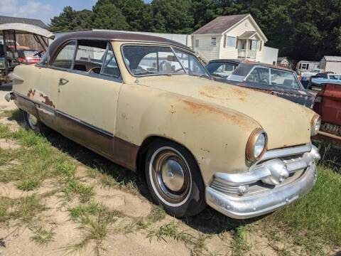 1951 Ford Victoria for sale at Classic Cars of South Carolina in Gray Court SC