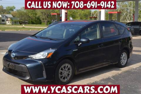 2017 Toyota Prius v for sale at Your Choice Autos - Crestwood in Crestwood IL