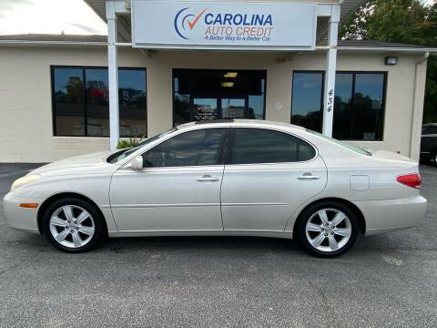 2005 Lexus ES 330 for sale at Carolina Auto Credit in Youngsville NC
