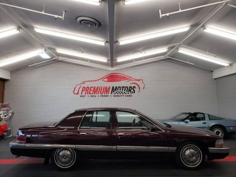 1995 Buick Roadmaster for sale at Premium Motors in Villa Park IL
