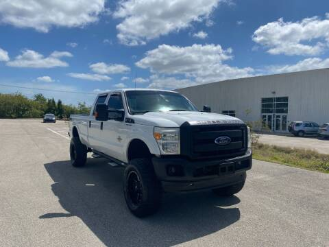 2011 Ford F-350 Super Duty for sale at Prestige Auto of South Florida in North Port FL