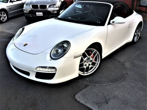 2009 Porsche 911 for sale at CARSTER in Huntington Beach CA