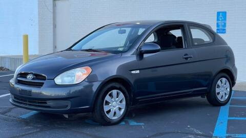 2007 Hyundai Accent for sale at Carland Auto Sales INC. in Portsmouth VA