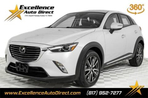 2017 Mazda CX-3 for sale at Excellence Auto Direct in Euless TX