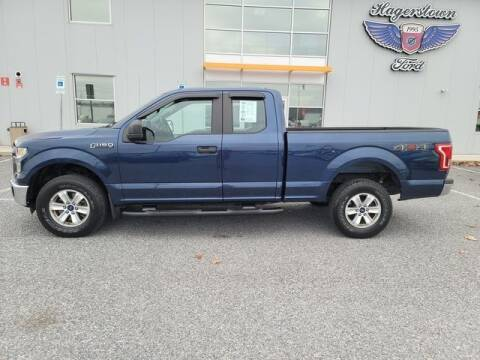 2015 Ford F-150 for sale at King Motors featuring Chris Ridenour in Martinsburg WV