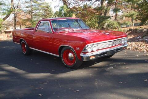 1966 Chevrolet El Camino for sale at Uftring Classic Cars in East Peoria IL