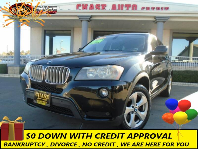2011 BMW X3 for sale at Chase Auto Credit in Oklahoma City OK