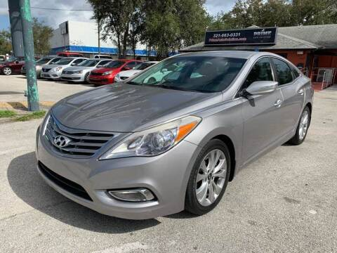 2012 Hyundai Azera for sale at Prime Auto Solutions in Orlando FL