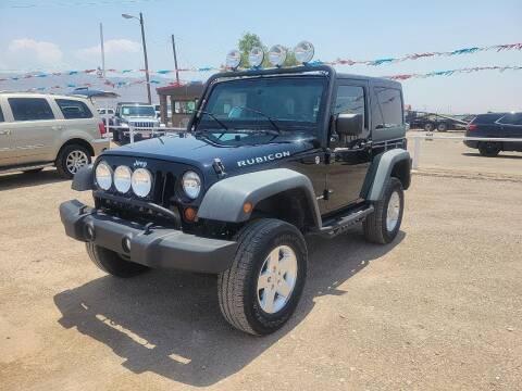 2011 Jeep Wrangler for sale at Bickham Used Cars in Alamogordo NM