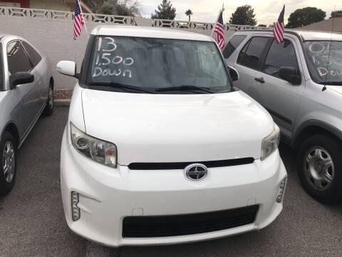 2013 Scion xB for sale at CASH OR PAYMENTS AUTO SALES in Las Vegas NV