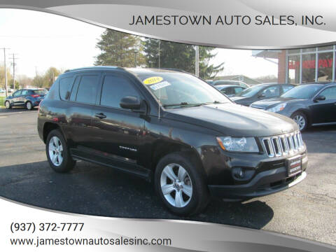2014 Jeep Compass for sale at Jamestown Auto Sales, Inc. in Xenia OH