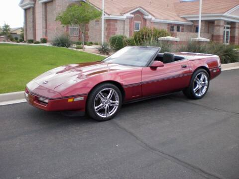 1987 Chevrolet Corvette for sale at Maverick Enterprises in Pollock SD