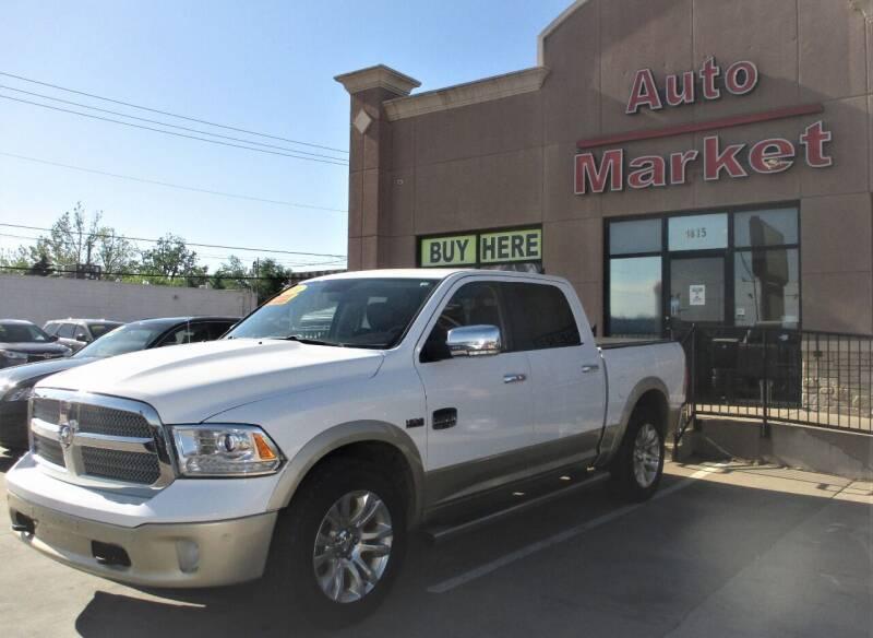 2014 RAM Ram Pickup 1500 for sale at Auto Market in Oklahoma City OK