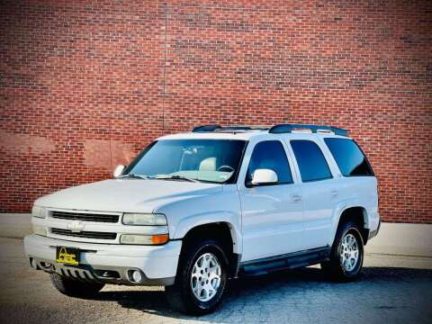 2002 Chevrolet Tahoe for sale at ARCH AUTO SALES in St. Louis MO