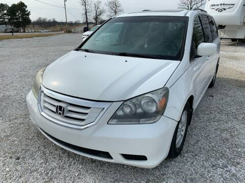 2008 Honda Odyssey for sale at Champion Motorcars in Springdale AR