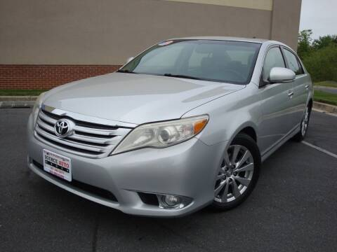 2011 Toyota Avalon for sale at Source Auto Group in Lanham MD