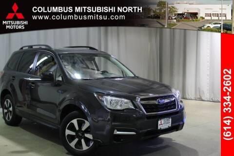 2018 Subaru Forester for sale at Auto Center of Columbus - Columbus Mitsubishi North in Columbus OH