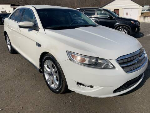 2010 Ford Taurus for sale at Ron Motor Inc. in Wantage NJ