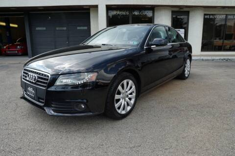 2010 Audi A4 for sale at PA Motorcars in Conshohocken PA
