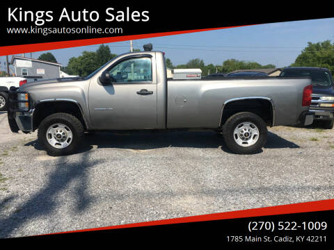 2014 Chevrolet Silverado 2500HD for sale at Kings Auto Sales in Cadiz KY