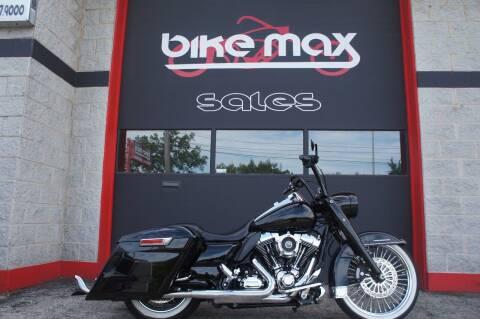 2014 Harley-Davidson Road King for sale at BIKEMAX, LLC in Palos Hills IL