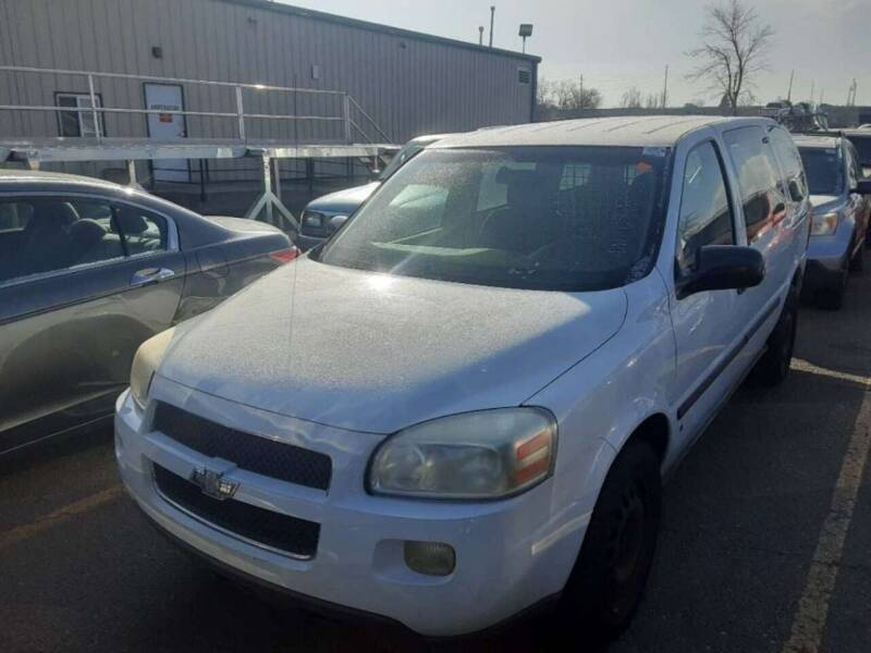 2008 Chevrolet Uplander for sale at Capitol Hill Auto Sales LLC in Denver CO