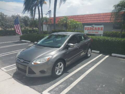 2014 Ford Focus for sale at Uzdcarz Inc. in Pompano Beach FL