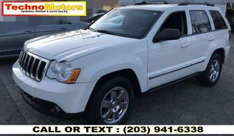 2010 Jeep Grand Cherokee for sale at Techno Motors in Danbury CT