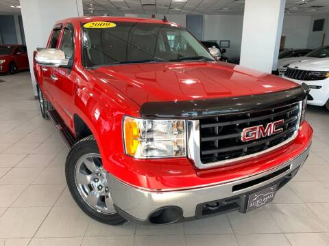 2009 GMC Sierra 1500 for sale at Auto Mall of Springfield in Springfield IL