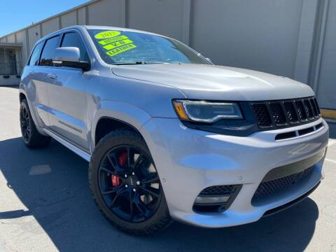2017 Jeep Grand Cherokee for sale at Xtreme Truck Sales in Woodburn OR
