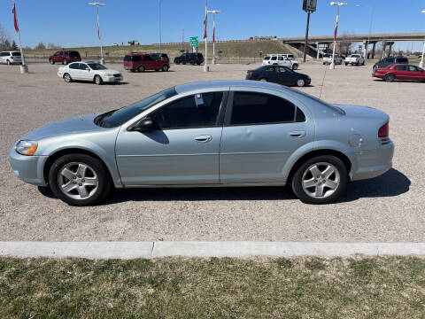 2003 Dodge Stratus for sale at GILES & JOHNSON AUTOMART in Idaho Falls ID