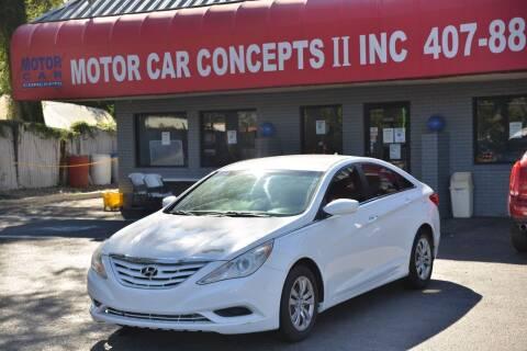 2011 Hyundai Sonata for sale at Motor Car Concepts II - Apopka Location in Apopka FL