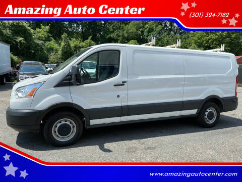 2016 Ford Transit Cargo for sale at Amazing Auto Center in Capitol Heights MD