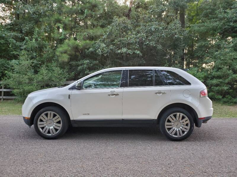 2009 Lincoln MKX for sale at Benz auto sales in Willis TX